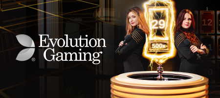 Live casino from Evolution Gaming in Estonia Image